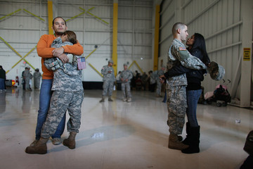Francisco Florida National Guard Unit Deploys To Iraq, Via Fort Hood