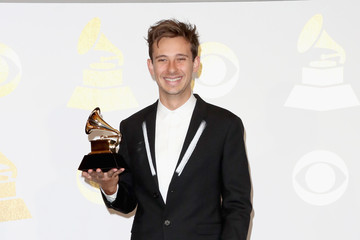 Flume The 59th GRAMMY Awards - Press Room