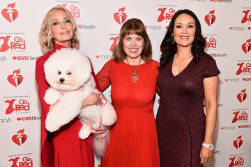 Flynn The American Heart Association's Go Red For Women Red Dress Collection 2019 Presented By Macy's - Arrivals & Front Row