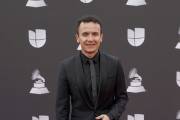 Fonseca 20th Annual Latin GRAMMY Awards - Arrivals