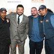 Adam Richman and Johnny Rivera Photos