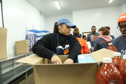 Dascha Polanco attends Food Bank For New York City's 'Done In A Day For MLK' presented by Barilla on January 18, 2020 in New York City.