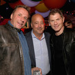 Andrew Zimmern and Marc Murphy Photos