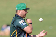 Jesse Ryder of Central Districts during the Ford Trophy one day match between Central Stags and Canterbury at McLean Park on December 27, 2015 in Napier, New Zealand.