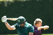 Jesse Ryder of Central Districts leaves the field after being dismissed during the Ford Trophy match between the Central Stags and the Northern Districts at Pukekura Park on February 4, 2017 in New Plymouth, New Zealand.