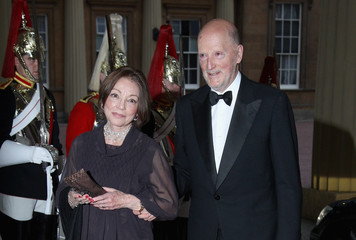 Queen Margarita of Bulgaria Foreign Sovereigns Attend Dinner to Commemorate the Diamond Jubilee