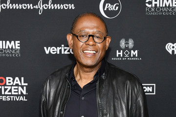 Forest Whitaker 2018 Global Citizen Festival: Be The Generation - VIP Lounge