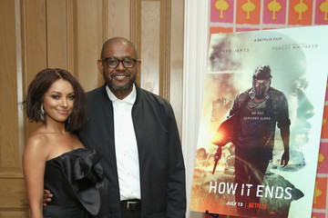 Forest Whitaker 'How It Ends' New York City Screening