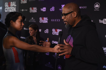 Forest Whitaker 2016 Global Citizen Festival in Central Park to End Extreme Poverty by 2030 - VIP Lounge