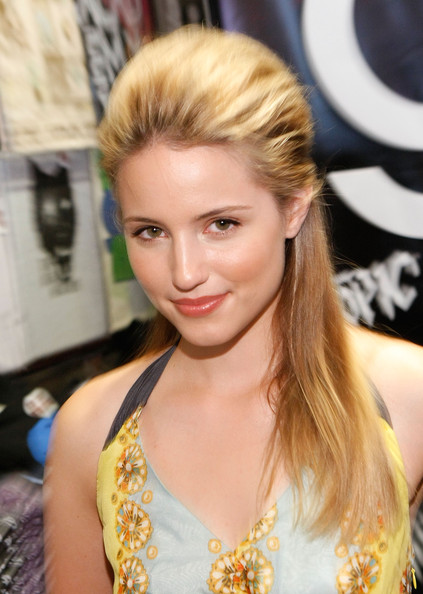 Celebrity Image Gallery Dianna Agron Glee