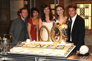 David Boreanaz and Tamara Taylor Photos Photo