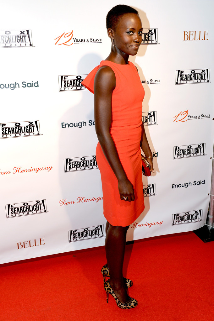 Actress Lupita Nyong'o attends the Fox Searchlight TIFF party during the 2013 Toronto International Film Festival at Spice Route on September 7, 2013 in Toronto, Canada.