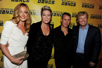 """Nigel Lythgoe Cat Deeley Fox's """"So You Think You Can Dance"""" Season 7 Viewing Party - Arrivals"""