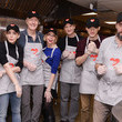 Fran Kranz 'You Can't Take It with You' Cast Members Volunteer
