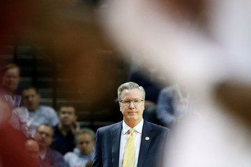 Fran McCaffery NCAA Basketball Tournament - First Round - Brooklyn