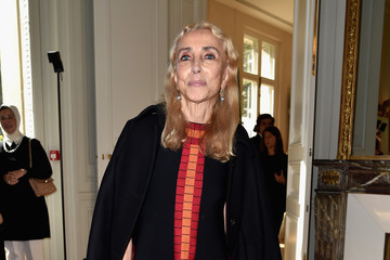Franca Sozzani Valentino : Front Row - Paris Fashion Week Womenswear Spring/Summer 2017