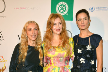 Franca Sozzani Evie Evangelou Fashion 4 Development Hosts The 2nd Annual Official First Ladies Luncheon