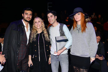 Franca Sozzani VIP Guests at MBFW Instanbul: Day 1