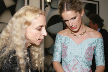 Franca Sozzani Venyx New Collection Cocktail Launch
