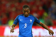 Patrice Evra of France during the UEFA Euro 2016 Group A match between France and Albania at Stade Velodrome on June 15, 2016 in Marseille, France.