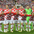 Dejan Lovren Sime Vrsaljko Photos - The Croatia players pose for a team photo prior to the 2018 FIFA World Cup Final between France and Croatia at Luzhniki Stadium on July 15, 2018 in Moscow, Russia. - France v Croatia - 2018 FIFA World Cup Russia Final