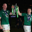 Brian O'Driscoll and Paul O'Connell Photos