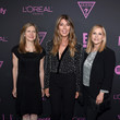 Frances Berwick Nina Garcia, Jameela Jamil, And E! Entertainment Host ELLE, Women In Music Presented By Spotify - Arrivals