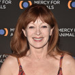 Frances Fisher Mercy For Animals 20th Anniversary Gala - Arrivals