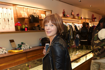 Frances Fisher Peri. A Celebrates Their Grand Opening on Robertson Blvd. in Los Angeles