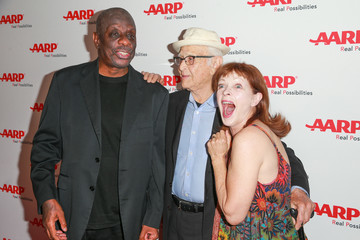 Frances Fisher AARP TV For Grownups Honors - Arrivals