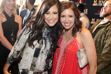 Francesca Battistelli 4th Annual KLOVE Fan Awards at the Grand Ole Opry House - Arrivals