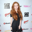 Francesca Capaldi 'Sage Alexander: The Dark Realm' Launch Party Co-Hosted By Innersight Entertainment and TigerBeat Media