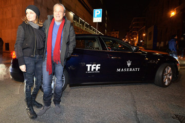 Francesca Neri Maserati At 31st Torino Film Festival - Day 8
