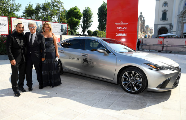 Lexus At The 76th Venice Film Festival - Day 3