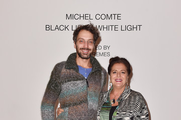 Francesco Missoni Michel Comte, Black Light White Light Opening