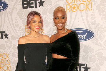 Franchesca Ramsey Black Girls Rock 2019 Hosted By Niecy Nash - Red Carpet
