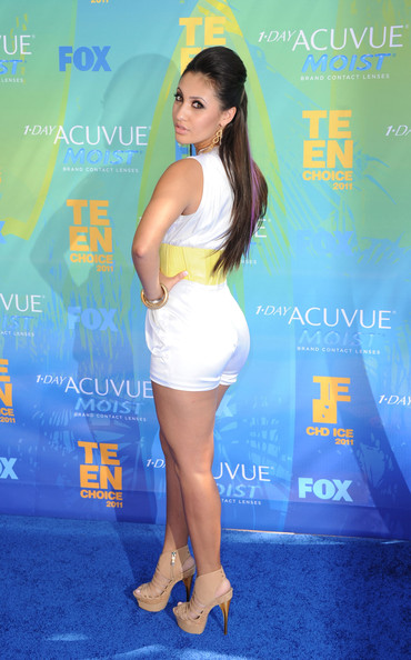 Francia Raisa Teen Choice