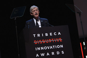 Francis Collins The Disruptive Innovation Awards - 2014 Tribeca Film Festival