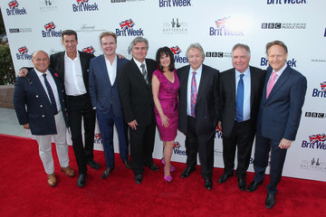 Francis Gregory O'Toole 9th Annual BritWeek Red Carpet Launch - Red Carpet
