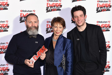 Francis Lee Rakuten TV EMPIRE Awards 2018 - Winners Room