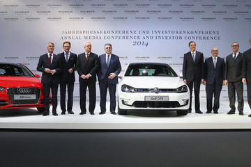 Francisco Garcia Sanz Volkswagen Announces Financial Results