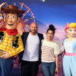 Franck Gastambide 'Toy Story 4' Paris Gala Screening At Disneyland Paris