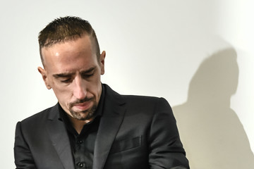 Franck Ribery Bayern Munich's Franck Ribery Appears in Court Over a Case Filed by His Former Agent Bruno Heiderscheid