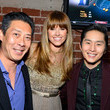 Francois Chau Premiere Of Relativity Media's