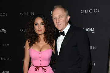 Francois-Henri Pinault LACMA 2015 Art+Film Gala Honoring James Turrell and Alejandro G Inarritu, Presented by Gucci - Red Carpet