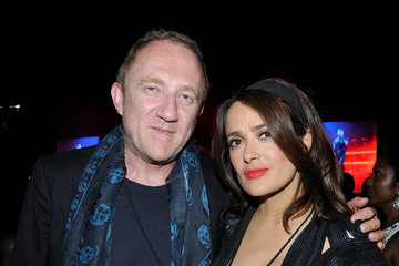Francois-Henri Pinault Celebs at the 'On the Run Tour'