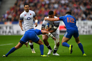 Francois Trinh-Duc France v England - NatWest Six Nations