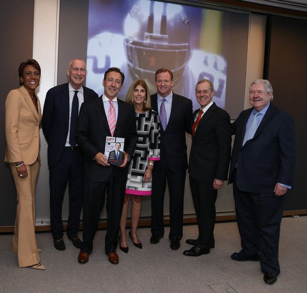 George Bodenheimer Book Party at Hearst Tower