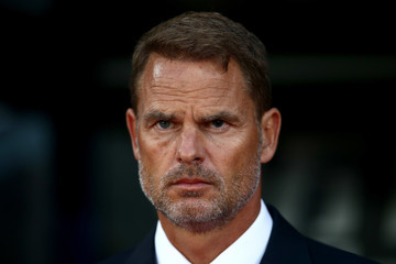 Frank De Boer Crystal Palace v Ipswich Town - Carabao Cup Second Round