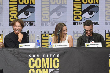 Frank Dillane Comic-Con International 2017 - AMC's 'Fear The Walking Dead' Panel